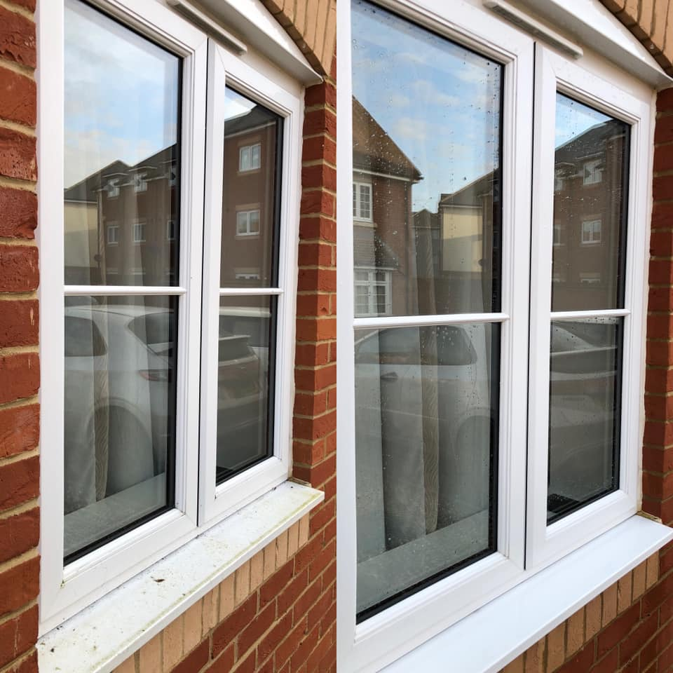 Window Cleaning Eastleigh Chandlers Ford